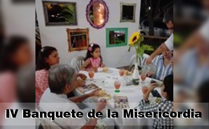 IV Banquete de la Misericordia
