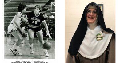 De estrella del baloncesto a monja de clausura, su historia llega a ESPN